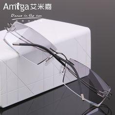 free shipping Pure beta . titanium rimless eyeglasses frame glasses male eye box frames glasses frame myopia Men ultra-light
