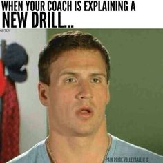 Half the kids at hockey 😂 Softball Memes, Basketball Memes, Volleyball Quotes, Soccer Quotes, Sports Memes, Funny Sports Quotes, Funny Soccer, Nfl Sports, Swimming Funny