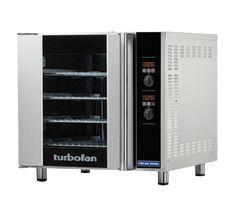 Blue Seal Turbofan E32D4 - Full Size Sheet Pan Digital Electric Convection Oven