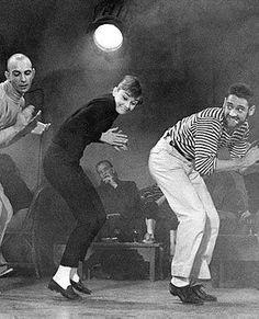 """Audrey Hepburn """"Şahane Macera"""" filminden (Funny Face - 1957)"""