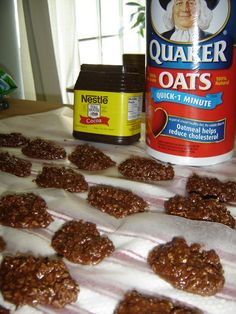 BEST NO BAKES EVER. THESE SET UP ALMOST INSTANTLY AND TASTE AMAZING.
