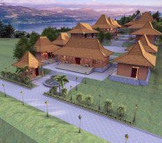 Jasa Desain Pondok Pesantren Minimalis Singaparna 2020 Master Plan, Cabin, Mansions, Architecture, House Styles, Modern, Home Decor, Mansion Houses, Arquitetura