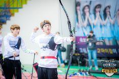 ISAC 2017 #Archery Jin | BTS