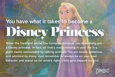 Do I have what it takes to become a Disney princess? Yes! How about you? - Quiz