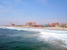 Playas de Rosarito, Baja California Rosarito Baja California, Baja California Mexico, Rosarito Beach, San Luis Gonzaga, Beach Town, World War Two, San Francisco Skyline, Places To Travel, New York Skyline