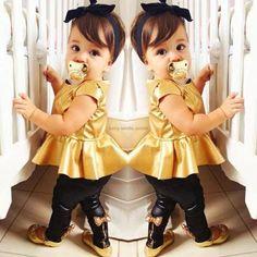 Goud zwart
