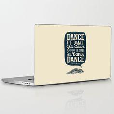Platypus The Wise Laptop & iPad Skin $30