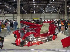 1932 Roadster from 2003 Chip Foose build
