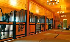 Horse Stables Cowgirl Magazine
