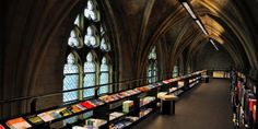De 10 mooiste boekenwinkels ter wereld