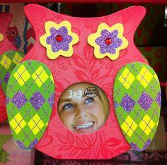 Hobby Lobby - owl picture frame
