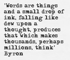 Lord Byron was very fond of writing and emerged as one of the most important writers of his time.