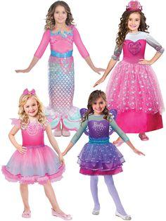 Kids Dress Up Costumes, Girl Costumes, Barbie Costumes, Goddess Fancy Dress, Dresses For Teens, Girls Dresses, Princess Fancy Dress, Pink Ladies Jacket