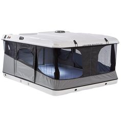 The Grand Raid XXL Evolution tent starts at $4199.95, including shipping. We can drop ship, please contact us to order or for more information. We also have demo tents at the shop! Weight: 170 Pounds