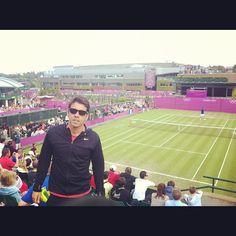 fernando2710's photo  of The All England Lawn Tennis Club on Instagram