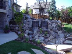 Highland Utah water features
