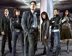 Torchwood (TV series BBC) 2006-2011