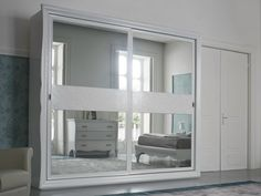 SYMFONIA Lacquered wardrobe by Dall'Agnese design Imago Design, Arbet Design