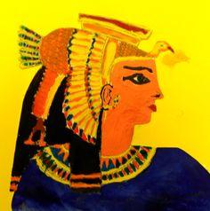 Inspirace starým Egyptem