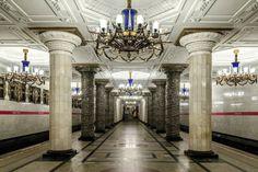 Arte nos trilhos: conheça as 20 estações de metrô mais belas e bem projetadas do mundo | Catraca Livre