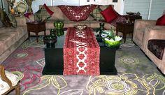 Tapis Handtuft Handmade Pure new wool rugs. http://tapisbouzoubaa.com/en/