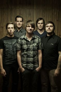 Silverstein (They were great and the lead singer broke up a fight in the audience and got applauded)