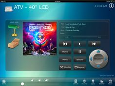 13 Best Crestron images in 2014   Apple TV, Home theatre lounge, Audio