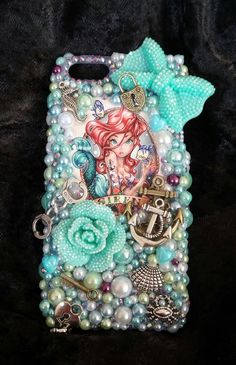 Naughty Ariel Siren Samsung iPhone Ocean by ExpressiveCases