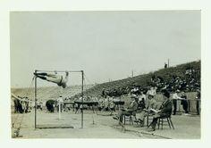 Gymnastic Championship at the Turner Games, July 1904.