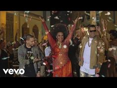 Aymee Nuviola - Bailando Todo Se Olvida (Official Video) ft. Baby Rasta y Gringo - YouTube