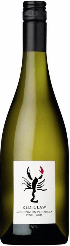 Red Claw Pinot Gris 2011, Mornington Peninsula, VIC. PD wine / vinho /  vino mxm #vinosmaximum