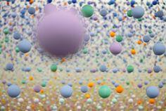 Massive Bouncy Ball Installation (9 pics) - My Modern Metropolis