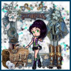 Betty Boop Pictures, Diva, Steampunk, Winter, Cute, Anime, Beautiful, Fashion, Live Life