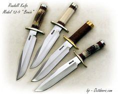 """Randall Knife Model 12 - 9 """"Sportsman's"""" Bowie"""