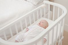 BabyBay Original Bedside Cot White, -- euro product, not sure where to get them in the US