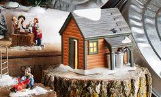 A Christmas Story Ralphie's Backyard Shed