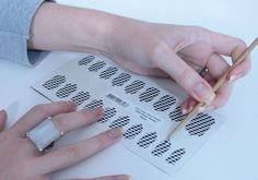 diy decorating stickers for the nails