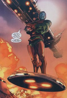 Kang The Conqueror: The foremost time traveler in the Marvel Universe and arguably the Avengers greatest foe, Kang has amassed an empire with a citizenry of millions, and cut a swath of terror through the ages.