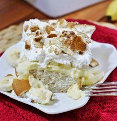 Banana Pudding Icebox Cake | RecipeLion.com