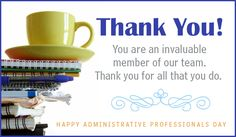 administrative professionals day google search
