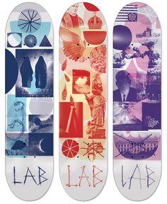 by emil kozak design studio, barcelona Skateboard Design, Skateboard Decks, Deck Design, Design Art, Print Design, Snowboard Design, Old School Skateboards, Skate And Destroy, Skate Art