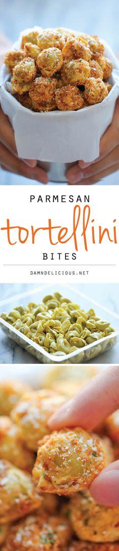 {New Post} Parmesan Tortellini Bites - theresarlutz@gmail.com - Gmail