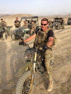 Dirt biker, Trashganistan