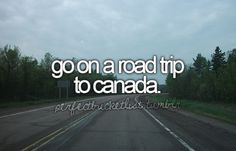 I do this when I drive to Canada to visit with family, we go from Michigan to where they live!