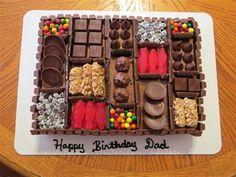 Candy Cake