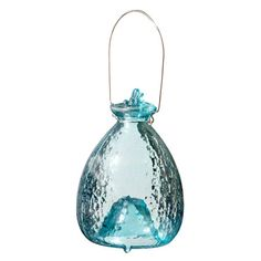 Hammered Glass Wasp Trap