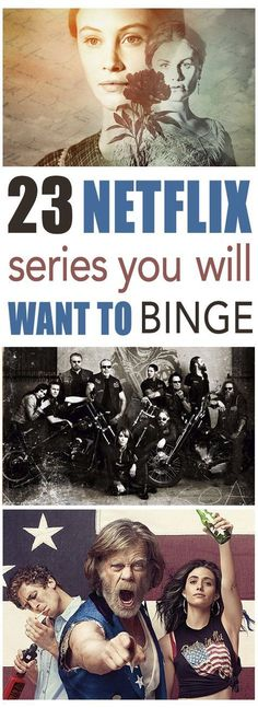 23 Binge Worthy Series on Netflix - Owl and the Deer New list of series to watch on Netflix!New list of series to watch on Netflix! Best Series On Netflix, Films Netflix, Netflix Movies To Watch, Netflix Hacks, Netflix Tv Shows, Tv Series To Watch, Netflix Documentaries, Netflix List, Netflix Recommendations