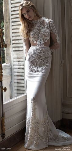 Idan Cohen 2018 Wedding Dress