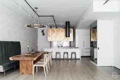 A Cool and Relaxed TriBeCa Loft