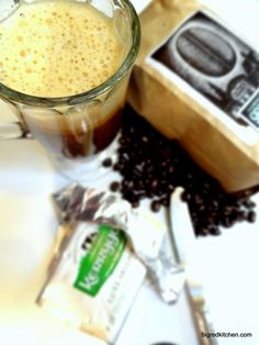 Bulletproof Coffee- Plus Three Buttered Coffee Recipes